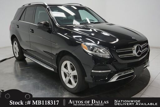 2018_Mercedes-Benz_GLE_GLE 350 NAV,CAM,SUNROOF,HTD STS,KEY-GO,19IN WLS_ Plano TX