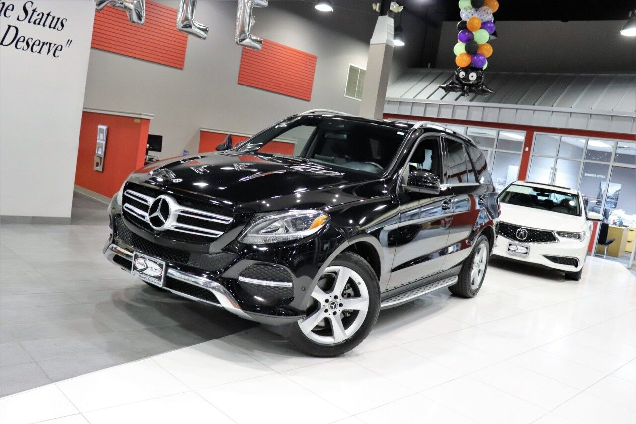 2018 Mercedes-Benz GLE GLE 350 Premium 1 Package Parking Assist Harman Kardon Running Boards Sunroof Navigation 1 Owner Springfield NJ