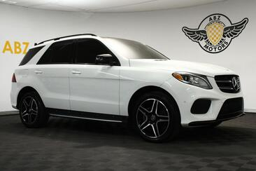 2018_Mercedes-Benz_GLE_GLE 350 Sport AMG Pano Roof Night Pkg Blind Spot Rear View PDC!_ Houston TX