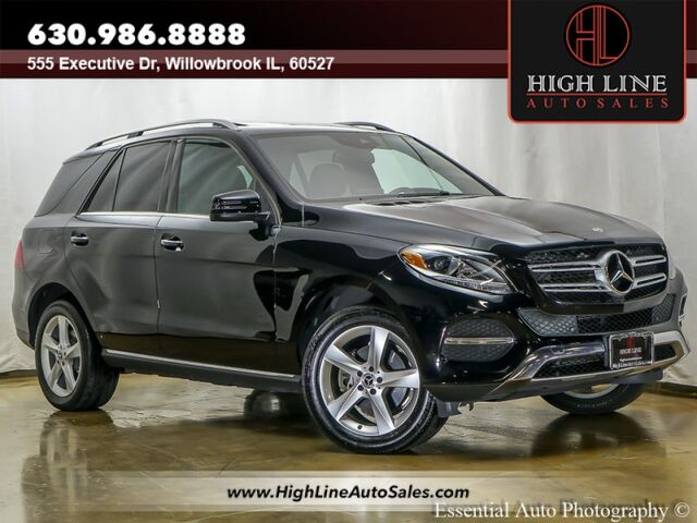 2018 Mercedes-Benz GLE GLE 350 Willowbrook IL