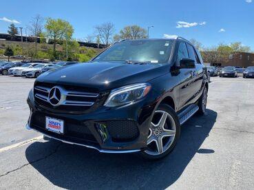 2018_Mercedes-Benz_GLE_GLE 350_ Worcester MA