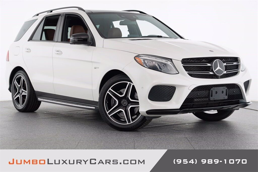 2018 Mercedes-Benz GLE GLE 43 AMG® Hollywood FL