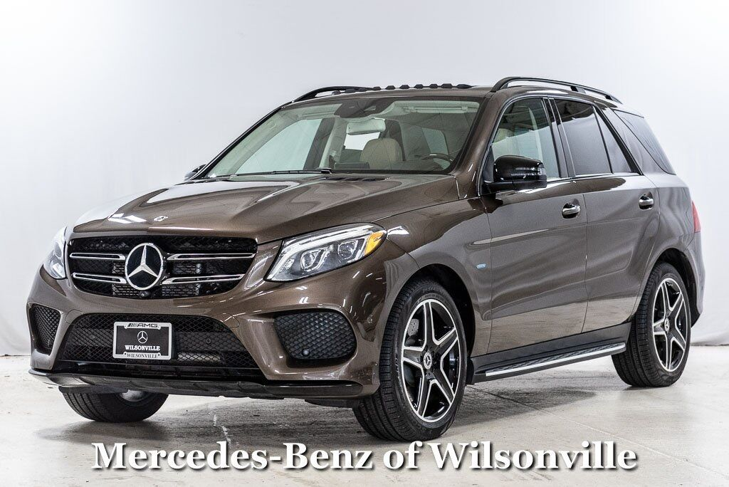 2018 Mercedes-Benz GLE GLE 550 Hybrid 4MATIC® Wilsonville OR