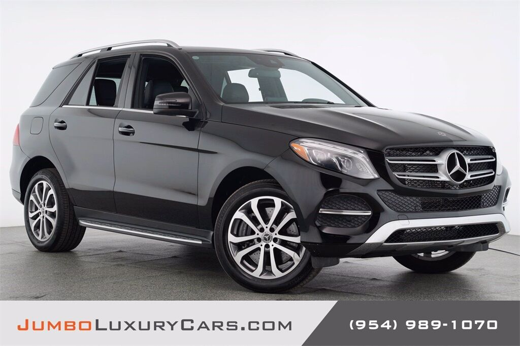 2018 Mercedes-Benz GLE GLE 550e Hollywood FL