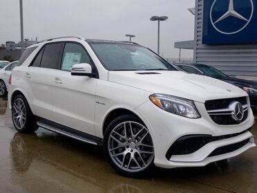 2018_Mercedes-Benz_GLE_GLE 63 AMG®_ Seattle WA