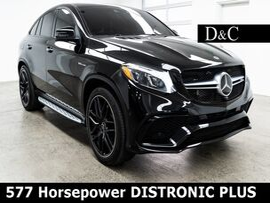 2018 Mercedes-Benz GLE GLE 63 AMG® 4MATIC® 577 Horsepower DISTRONIC PLUS