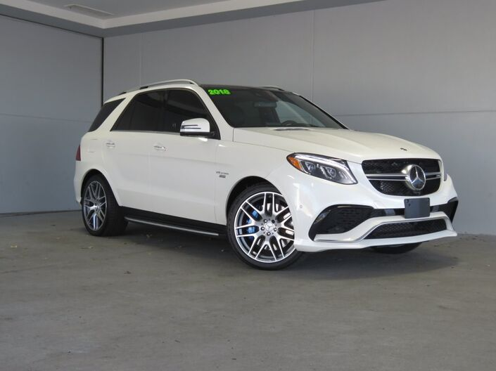 2018 Mercedes-Benz GLE GLE 63 AMG® Merriam KS