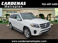 2018_Mercedes-Benz_GLS_450 4MATIC® SUV_ Harlingen TX