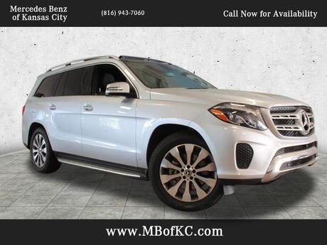 2018 Mercedes-Benz GLS 450 4MATIC® SUV Kansas City MO