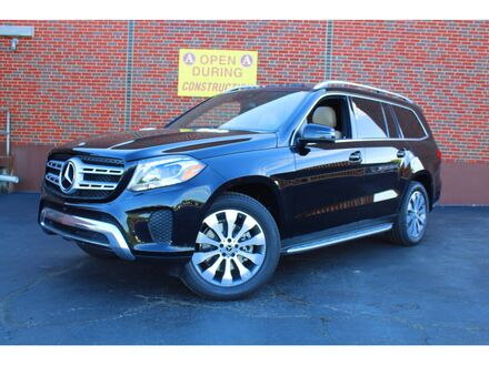2018_Mercedes-Benz_GLS_450 4MATIC® SUV_ Merriam KS