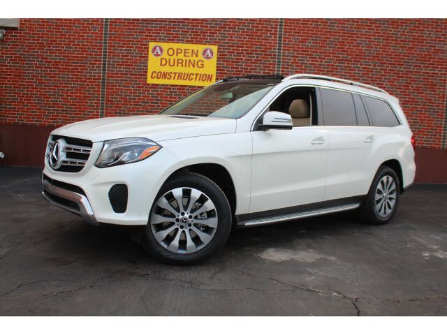 2018 Mercedes-Benz GLS 450 4MATIC® SUV Kansas City KS