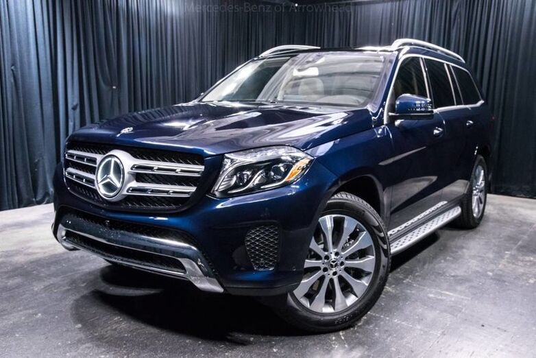 2018 Mercedes-Benz GLS 450 4MATIC® SUV Scottsdale AZ