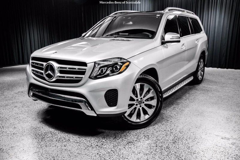 2018 mercedes benz gls 450 4matic suv scottsdale az 20309075 for Mercedes benz north scottsdale