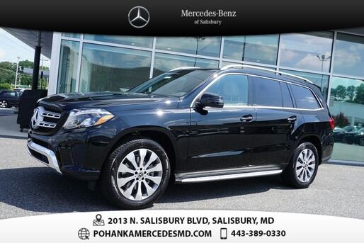 2018_Mercedes-Benz_GLS_450 4MATIC_ Salisbury MD