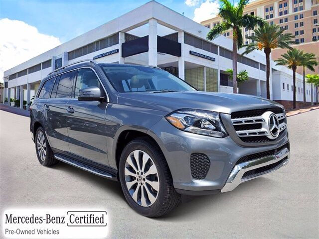 2018 Mercedes-Benz GLS 450 4MATIC® SUV Coral Gables FL
