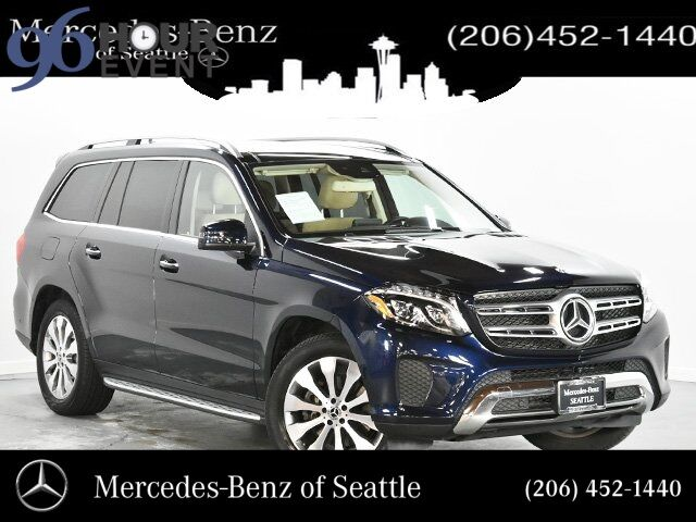 2018 Mercedes-Benz GLS 450 4MATIC® SUV Seattle WA