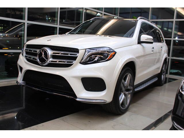 2018 Mercedes-Benz GLS 550 4MATIC® SUV Merriam KS