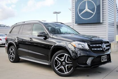 2018_Mercedes-Benz_GLS_550 4MATIC® SUV_ Seattle WA
