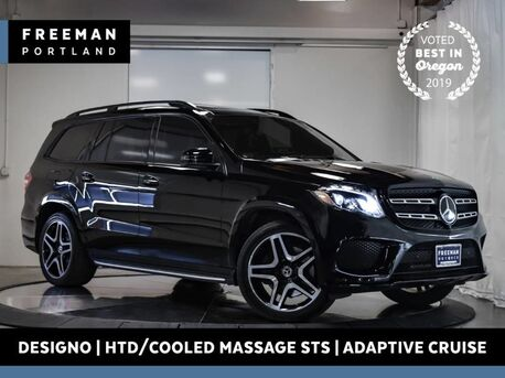 2018_Mercedes-Benz_GLS 550_4MATIC designo 3rd Row Adaptive Cruise Pano Nav_ Portland OR