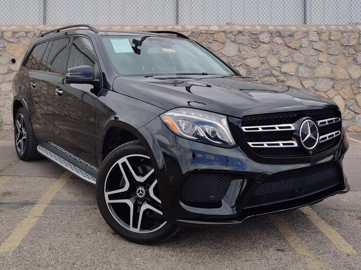 2018 Mercedes-Benz GLS 550 4MATIC® SUV El Paso TX