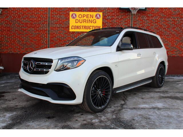 2018 Mercedes-Benz GLS 63 AMG® SUV Merriam KS