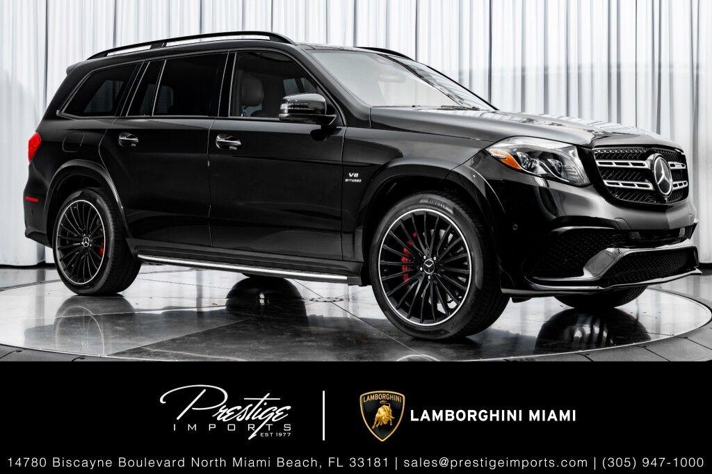 2018_Mercedes-Benz_GLS_AMG GLS 63_ North Miami Beach FL