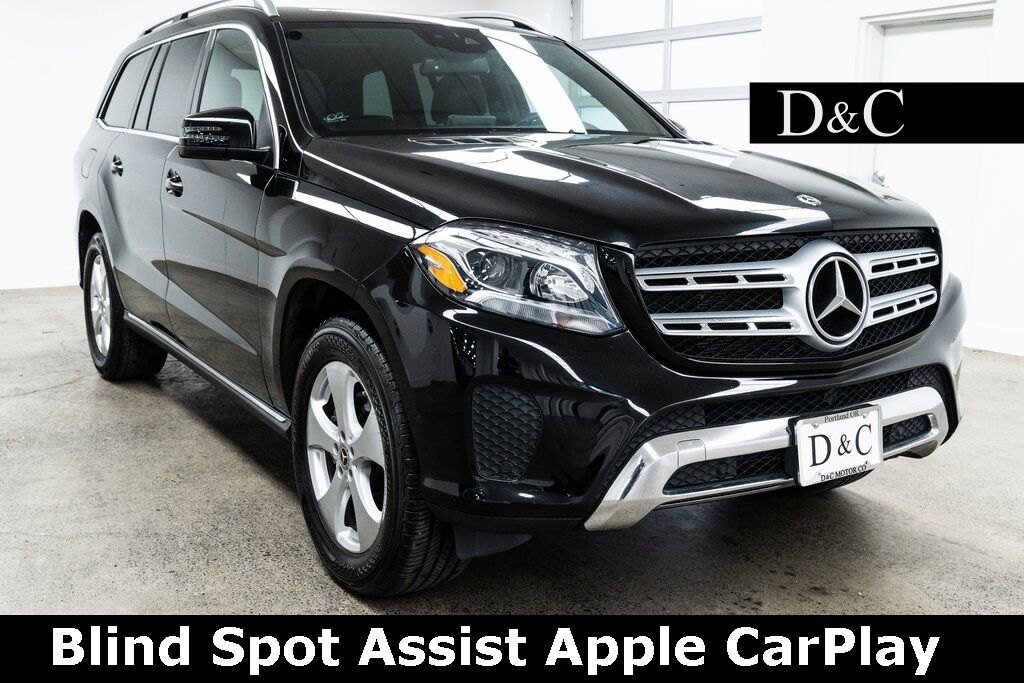 2018 Mercedes-Benz GLS GLS 450 4MATIC Blind Spot Assist Apple CarPlay Portland OR