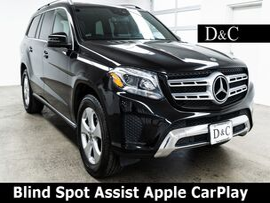2018 Mercedes-Benz GLS GLS 450 4MATIC Blind Spot Assist Apple CarPlay