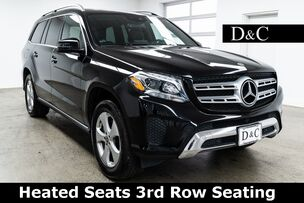 2018 Mercedes-Benz GLS GLS 450 4MATIC Heated Seats 3rd Row Seating