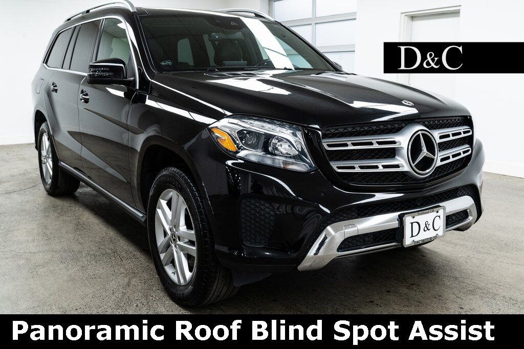 2018 Mercedes-Benz GLS GLS 450 4MATIC Panoramic Roof Blind Spot Assist Portland OR