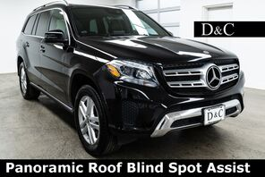 2018_Mercedes-Benz_GLS_GLS 450 4MATIC Panoramic Roof Blind Spot Assist_ Portland OR