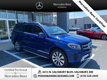2018_Mercedes-Benz_GLS_GLS 450 4MATIC®** Mercedes-Benz Certified ****_ Salisbury MD