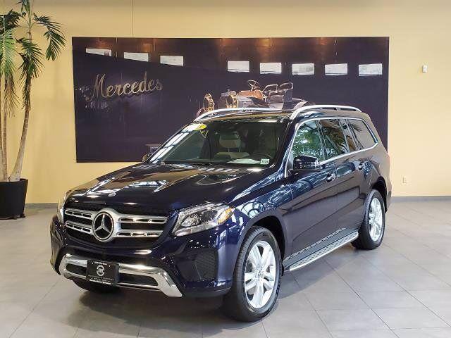2018 Mercedes-Benz GLS GLS 450 4MATIC® SUV Morristown NJ