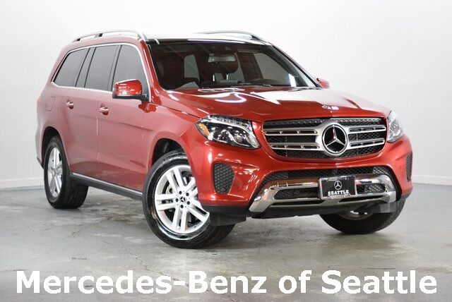 2018 Mercedes-Benz GLS GLS 450 4MATIC® SUV Seattle WA