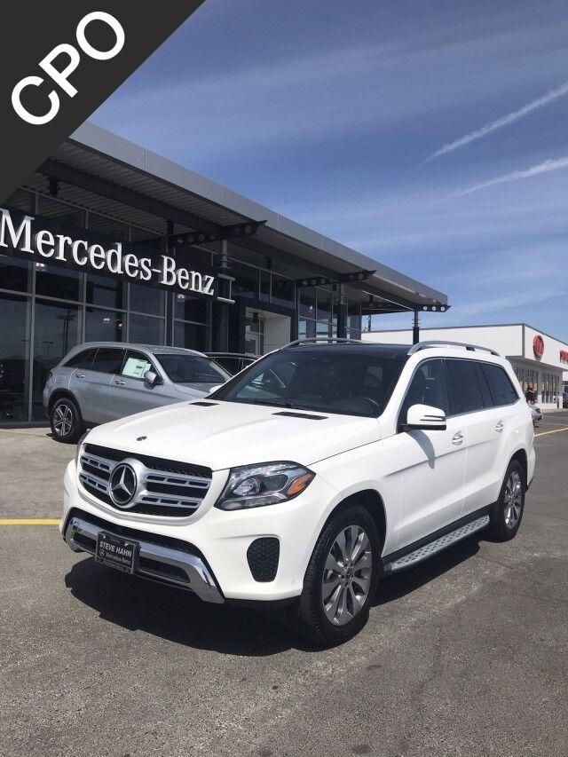2018 Mercedes-Benz GLS GLS 450 4MATIC® SUV Yakima WA