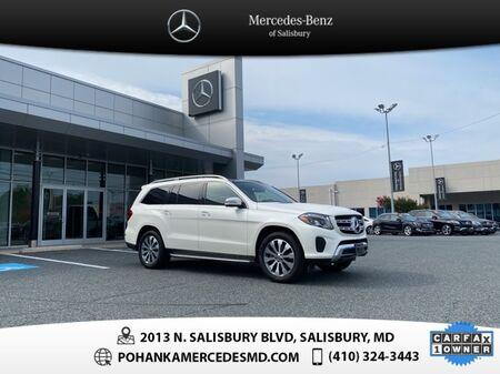 2018_Mercedes-Benz_GLS_GLS 450 4MATIC®_ Salisbury MD