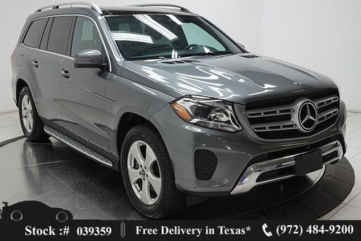 2018_Mercedes-Benz_GLS_GLS 450 LANE TRCK,NAV,CAM,PANO,BLIND SPOT,3RD ROW_ Plano TX
