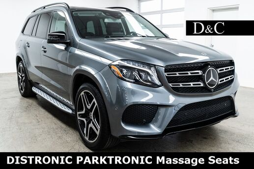2018 Mercedes-Benz GLS GLS 550 4MATIC DISTRONIC PARKTRONIC Massage Seats Portland OR