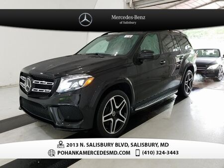 2018_Mercedes-Benz_GLS_GLS 550 4MATIC®_ Salisbury MD