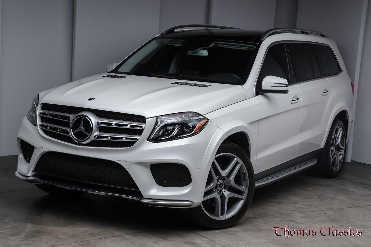 2018 Mercedes-Benz GLS GLS 550 Akron OH