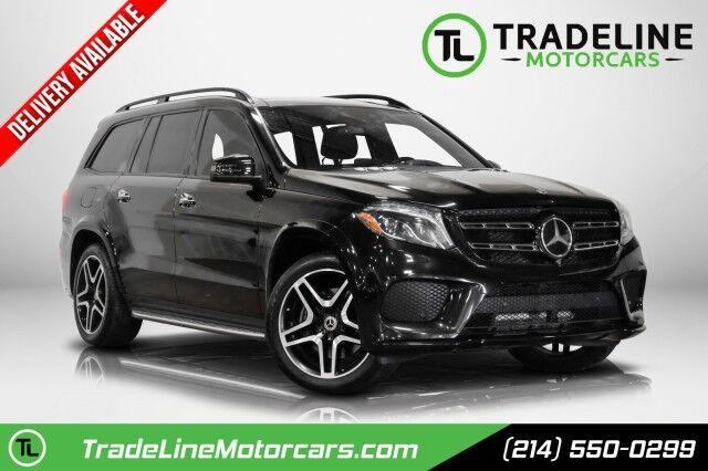 2018 Mercedes-Benz GLS GLS 550 CARROLLTON TX