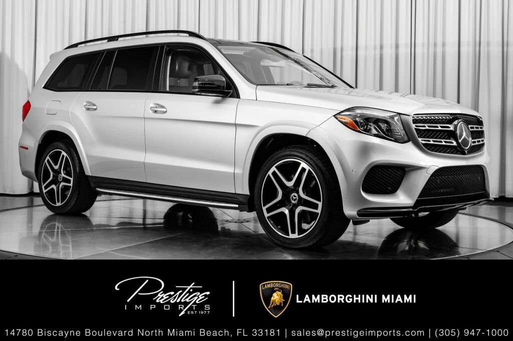2018 Mercedes-Benz GLS GLS 550 North Miami Beach FL