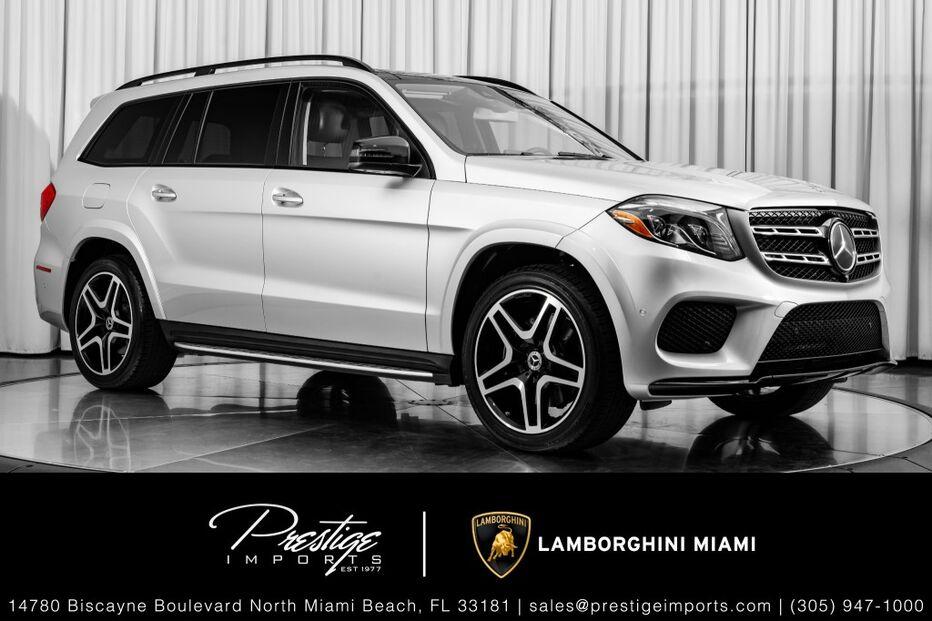 2018_Mercedes-Benz_GLS_GLS 550_ North Miami Beach FL