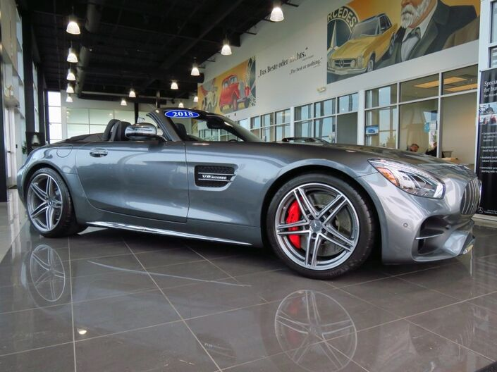 2018 Mercedes-Benz GT AMG®  C Roadster Kansas City MO