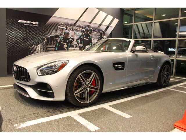 2018 Mercedes-Benz GT AMG®  C Roadster Merriam KS