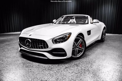 2018_Mercedes-Benz_GT_AMG®  C Roadster_ Scottsdale AZ