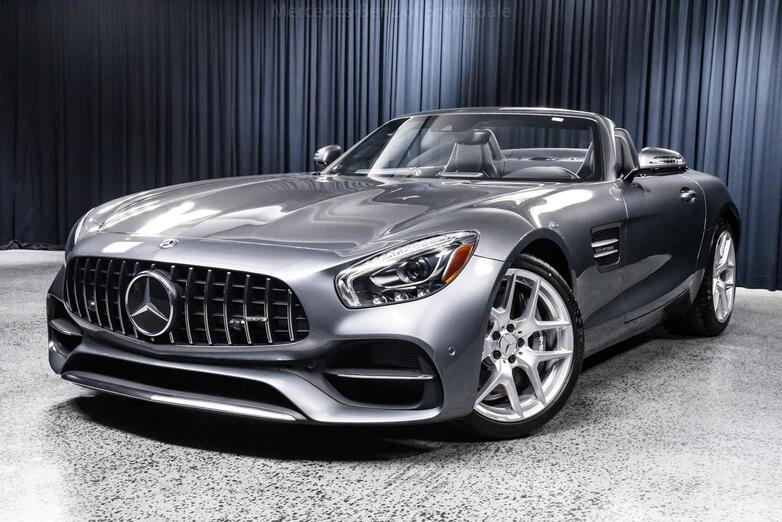 2018 Mercedes-Benz GT AMG®  Roadster Scottsdale AZ
