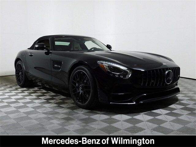 2018 Mercedes-Benz GT AMG®  Roadster Wilmington DE