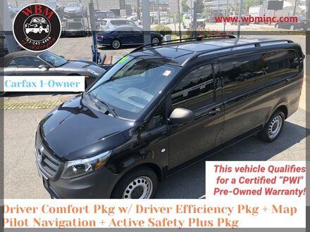 2018_Mercedes-Benz_Metris_Cargo Van_ Arlington VA
