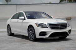 2018_Mercedes-Benz_S_450 Long wheelbase_ Cutler Bay FL